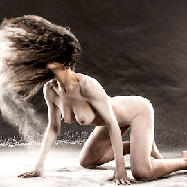 Dust by Richard Ashton - Nudes & Boudoir Artistic Nude