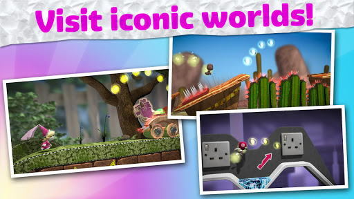 Run Sackboy! Run! - screenshot