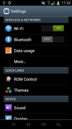 【免費個人化App】CM9&AOKP Theme: TouchWiz 4.5.5-APP點子