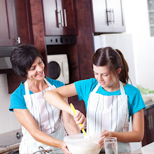 Healthy Cooking with Your Children - Gluten and Dairy Free Delights