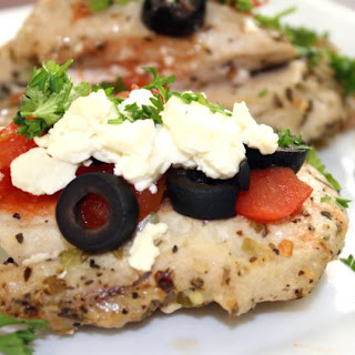 Greek Style Turkey Breast