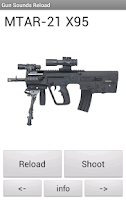 Screenshot of Gun Sounds & Reload