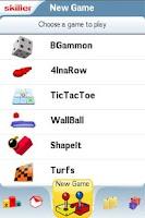 Screenshot of Wallball Online