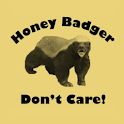 Honey Badger Soundboard icon