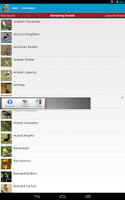 Screenshot of South American Birds Free