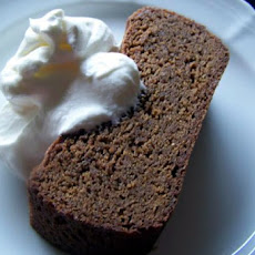 Spicy, Amazing Gingerbread Cake.