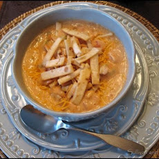 Max & Erma's Chicken Tortilla Soup - Sue's Original Clone