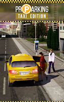 Screenshot of Taxi Driver 3D