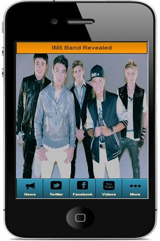 【免費娛樂App】IM5 Band Revealed-APP點子