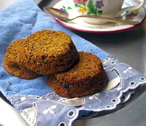 Pumpkin Earl Grey Tea Cakes Recipe   Yummly