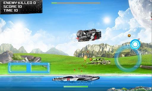 【免費街機App】Gunnery Ship Full-APP點子