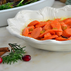 Honey and Citrus-Glazed Carrots