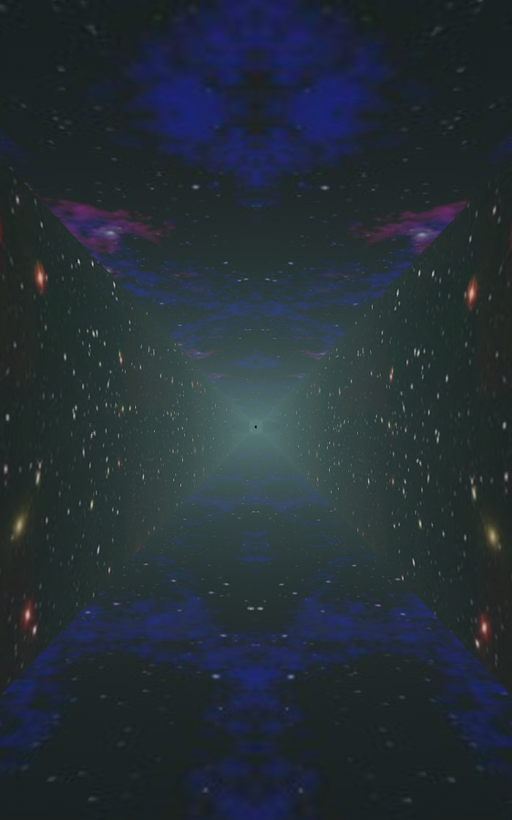 Runner in the UFO - Visualizer Screenshot 11