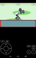 Screenshot of GBA (Gameboy Advance) Emulator