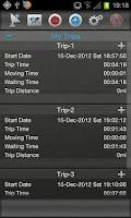 Screenshot of Gps Traveler