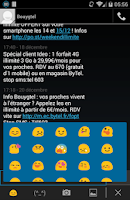 Screenshot of ICmess Beta - Light SMS
