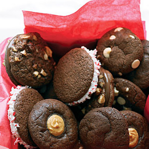 Chocolate Peppermint Patty Cookies Recipes — Dishmaps