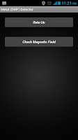 Screenshot of Metal (EMF) Detector