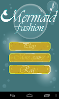 Screenshot of Mermaid Dress Up Games