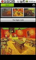 Screenshot of Gogh Gallery & Puzzle