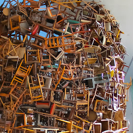 Chairs by Marcin Frąckiewicz - Artistic Objects Furniture ( chairs )