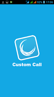 Custom Call - screenshot