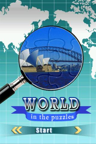 World in the puzzles