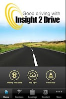 Screenshot of Insight 2 Drive