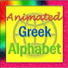 Animated Greek Alphabet icon