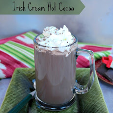 Irish Cream Hot Cocoa