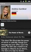 Screenshot of FilmOneFest II