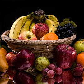Fruit Hamper by Rakesh Syal - Food & Drink Fruits & Vegetables (  )