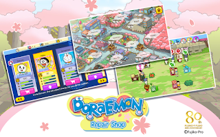 Screenshot of Doraemon Repair Shop Seasons