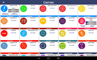 Screenshot of Mind Games Pro