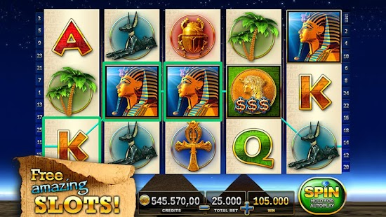 Game Slots - Pharaoh's Way APK for Windows Phone