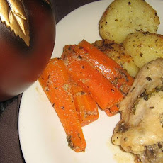 Easy Chicken & Potato Dinner