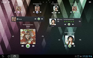 Screenshot of PlayerPro Music Player