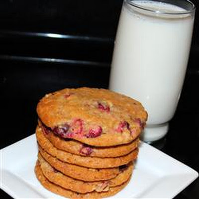 Cranberry Walnut Cookies