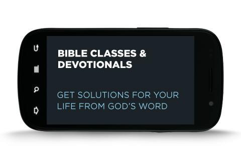 Bible Classes Devotionals