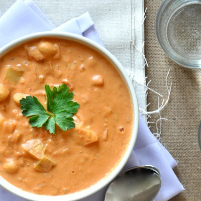 Vegan Peanut Stew