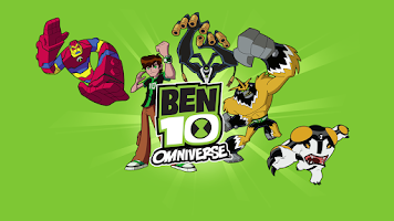 Screenshot of Ben 10: Omniverse FREE!
