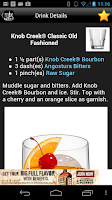 Screenshot of Mixology™ Drink Recipes