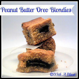 Peanut Butter Blondies Recipes