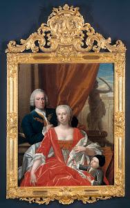 RIJKS: Philip van Dijk: painting 1748