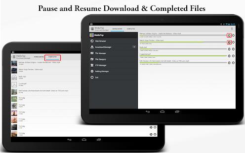 App MediaTap - Video Downloader APK for Windows Phone