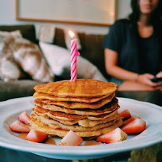 PANCAKE CAKE PARTY