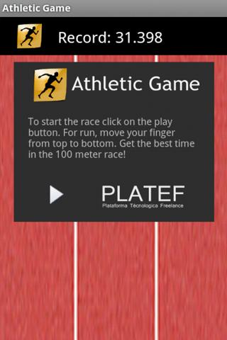 Athletic Game