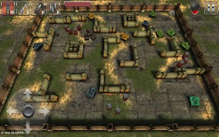 Screenshot of Fields of Glory Lite