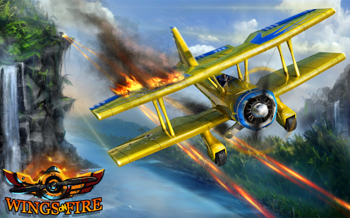 Wings on Fire – Endless Flight Mod (Ultimate) v1.25 APK