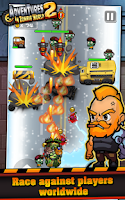 Screenshot of Adventures in Zombie World 2
